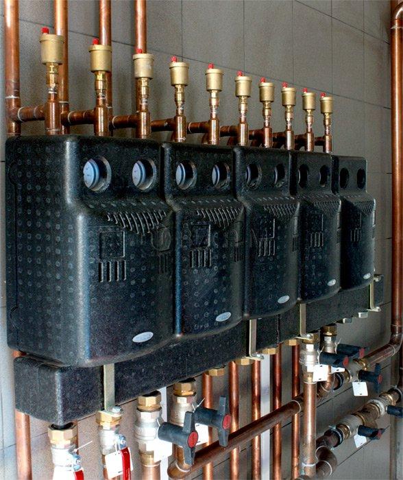 Электрический котел для отопления гаража 59