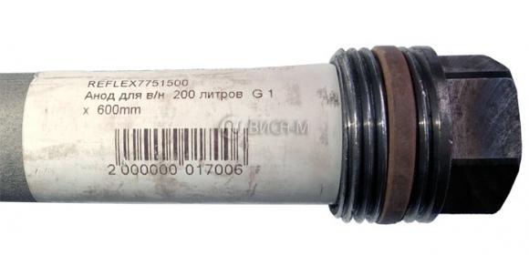Анод магниевый REFLEX 7751500