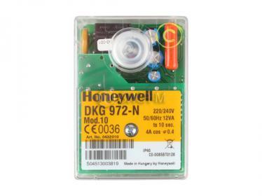 Топочный автомат Satronic / Honeywell DKG 972-N Mod.10 артикул 432010