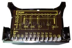 арт. 8178573621. Газовый топливный автомат LGA без цоколя Fa. L&S